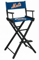 New York Mets Bar Height Director's Chair