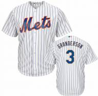 New York Mets Curtis Granderson Replica Home Baseball Jersey