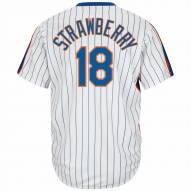 New York Mets Darryl Strawberry Cooperstown Replica Baseball Jersey