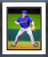 New York Mets David Wright 2014 Action Framed Photo