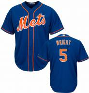New York Mets David Wright Replica Home Alternate Baseball Jersey
