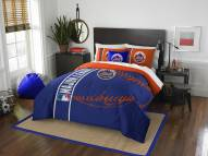 New York Mets Full Comforter & Sham Set