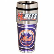 New York Mets Hi-Def Travel Tumbler