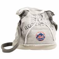 New York Mets Hoodie Duffle