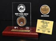 New York Mets Infield Dirt Etched Acrylic