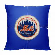 New York Mets Letterman Pillow