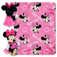 New York Mets Minnie Mouse Throw Blanket