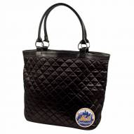 New York Mets MLB Quilted Tote Bag