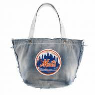 New York Mets MLB Vintage Tote Bag