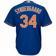New York Mets Noah Syndergaard Replica Home Alternate Baseball Jersey