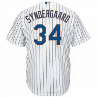 New York Mets Noah Syndergaard Replica Home Baseball Jersey