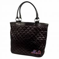 New York Mets Retro MLB Quilted Tote Bag