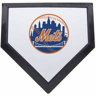 New York Mets Schutt MLB Mini Home Plate