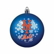 New York Mets Shatterproof Ball Ornament