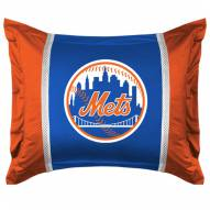 New York Mets Sidelines Pillow Sham
