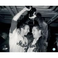 "New York Mets Tom Seaver Celebration With Koosman Signed 16"" x 20"" Photo"