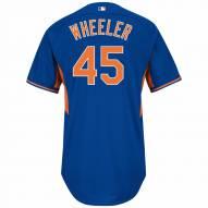 New York Mets Zack Wheeler Authentic Batting Practice Baseball Jersey