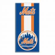 New York Mets Zone Read Beach Towel