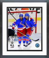 New York Rangers 2014 Stanley Cup Finals Framed Photo