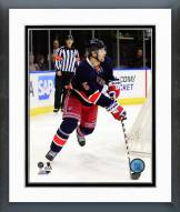 New York Rangers Dan Girardi 2014-15 Action Framed Photo