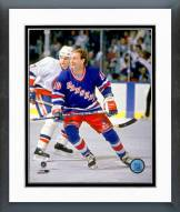 New York Rangers Guy Lafleur 1988-89 Action Framed Photo