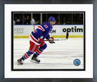 New York Rangers Keith Yandle 2014-15 Action Framed Photo