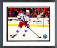 New York Rangers Kevin Hayes 2014-15 Action Framed Photo