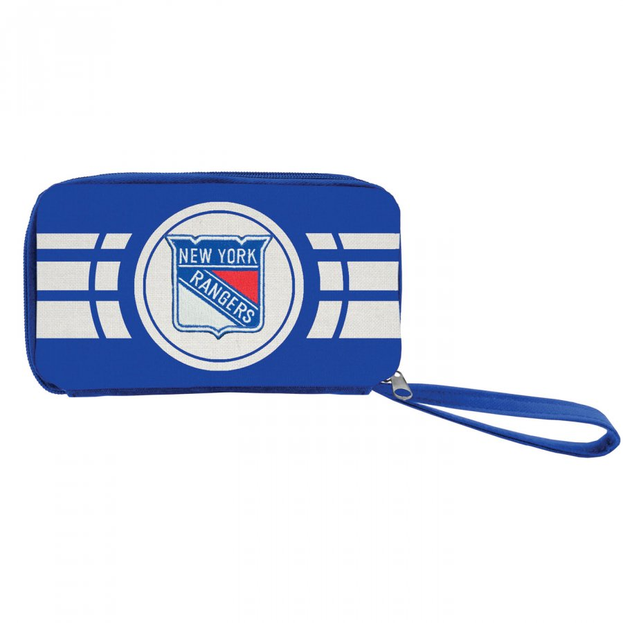 New York Rangers Ripple Zip Wallet