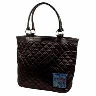 New York Rangers Sport Noir Quilted Tote