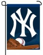 "New York Yankees 11"" x 15"" Garden Flag"
