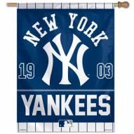 """New York Yankees 27"""" x 37"""" Banner"""