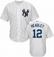 New York Yankees Chase Headley Replica Home Baseball Jersey