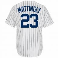 New York Yankees Don Mattingly Cooperstown Replica Baseball Jersey
