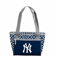New York Yankees Double Diamond Cooler Tote