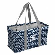 New York Yankees Double Diamond Picnic Caddy