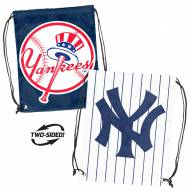 New York Yankees Doubleheader Backsack