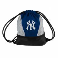 New York Yankees Drawstring Bag