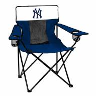 New York Yankees Elite Tailgating Chair