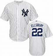 New York Yankees Jacoby Ellsbury Replica Home Baseball Jersey
