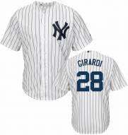 New York Yankees Joe Girardi Replica Home Baseball Jersey