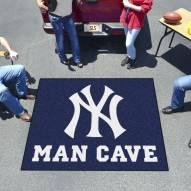 New York Yankees Man Cave Tailgate Mat