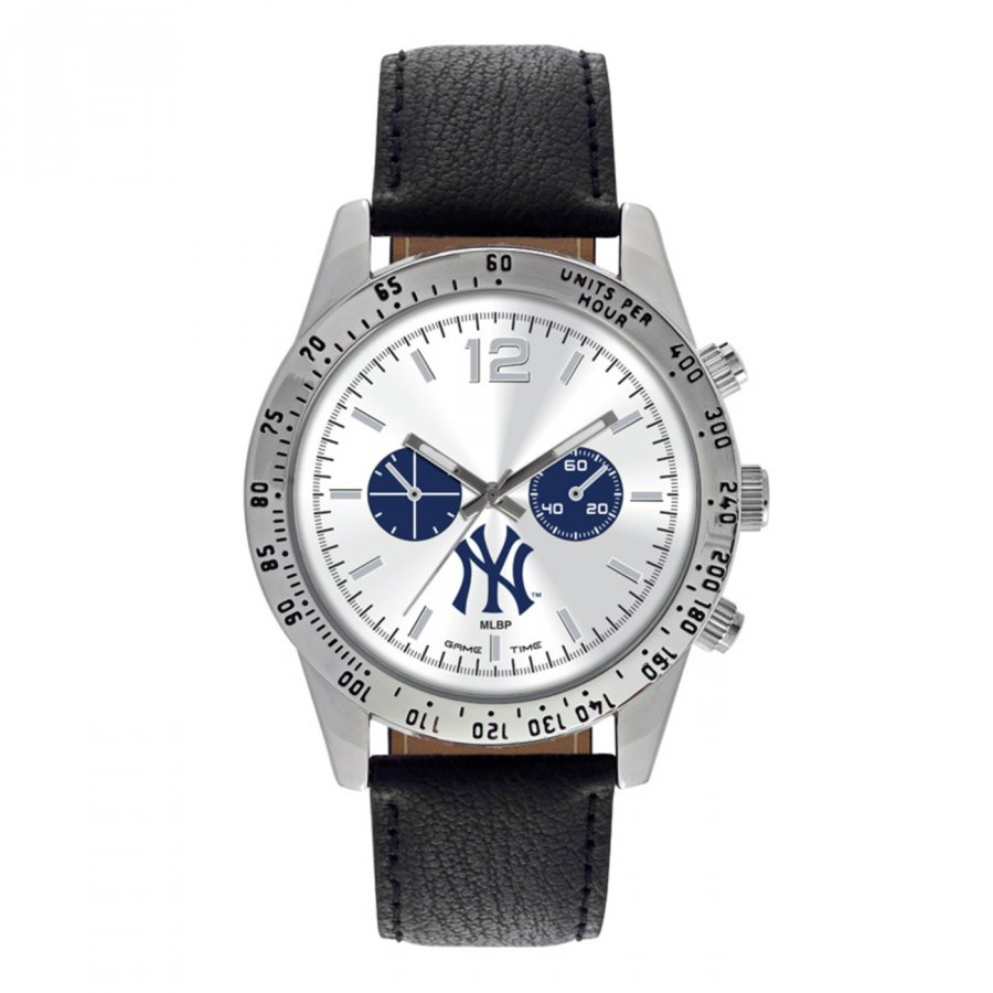 New York Yankees Men's Letterman Watch