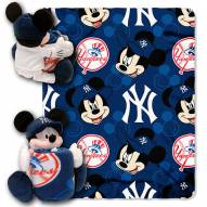 New York Yankees Mickey Mouse Hugger
