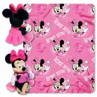 New York Yankees Minnie Mouse Throw Blanket