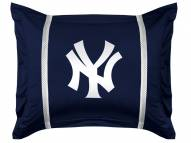 New York Yankees MLB Sideline Pillow Sham