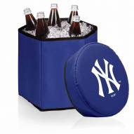 New York Yankees Navy Bongo Cooler