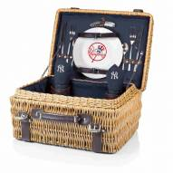 New York Yankees Navy Champion Picnic Basket
