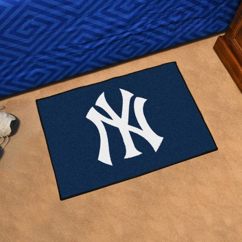 New York Yankees Quot Ny Quot Starter Rug