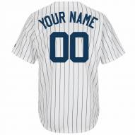 New York Yankees Personalized Cooperstown Replica Baseball Jersey