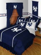 New York Yankees Sidelines Bed Comforter